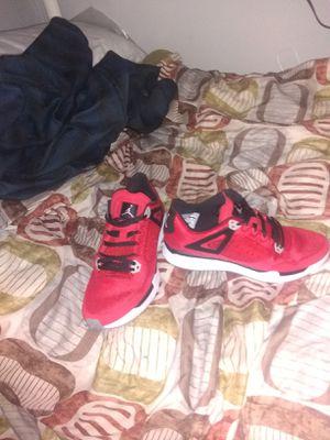 Brand New in the box racer 89 Jordans size 9 never worn for Sale in Nashville, TN
