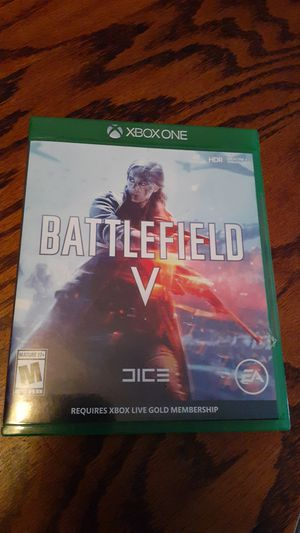 Battlefield V for xbox one for Sale in Victorville, CA