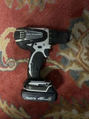 Drill Tools-Power Makita No Charger for Sale in Berwyn Heights, MD