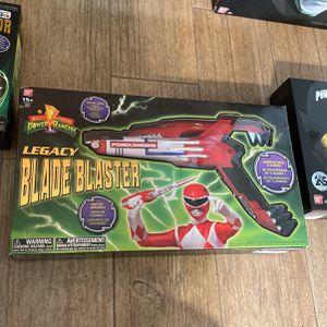 Red Ranger Blaster for Sale in Azusa, CA