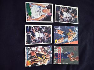 Jason kidd rookie card and others for Sale in Wethersfield, CT