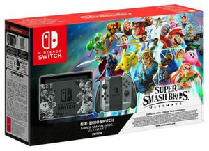 Nintendo Switch Smash Bros Ultimate Edition for Sale in WHT SETTLEMT, TX