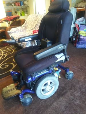 Quantam 6000 Z HD mobility chair for Sale in FL, US