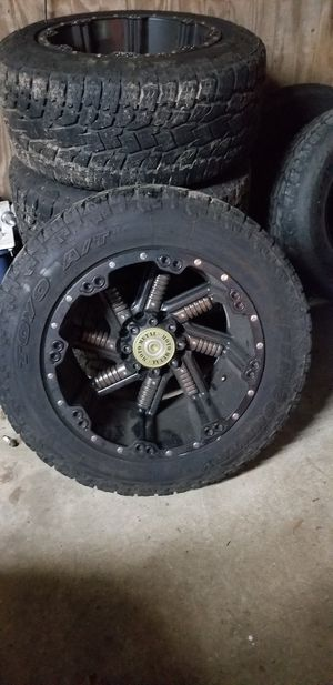 Moto metal wheels for Sale in Terry, MS