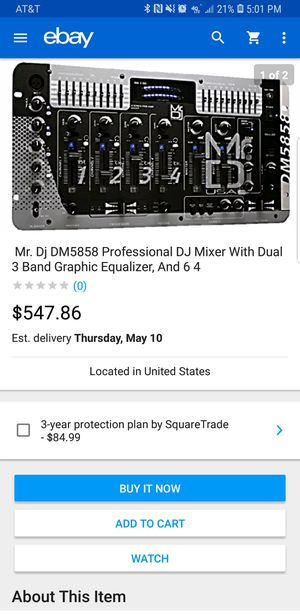 MR. DJ MIXER for Sale in San Diego, CA