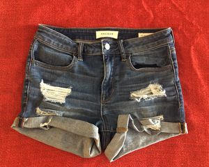 Pascun denim jeans shorts size 26 for Sale in Bolingbrook, IL