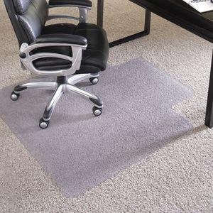 "Es Robbins Revolutionary Anchorbar Chair Mat Cleat System - Carpeted Floor - 48"" Length X 36"" Width - Vinyl (esr-124054) for Sale in Las Vegas, NV"