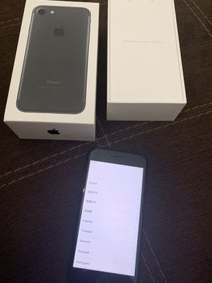 iPhone 7 for AT&T/T-Mobile for Sale in Mesa, AZ