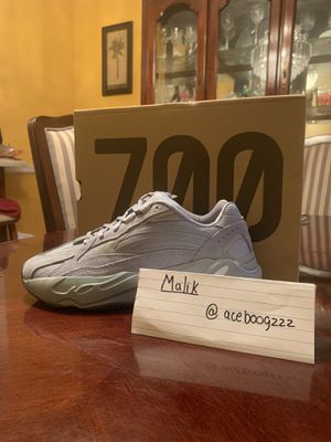 """Adidas YEEZY BOOST 700 V2 """"Hospital Blue"""" size 7 DS/Brand New for Sale in Valley Stream, NY"""