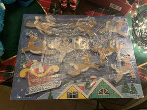 Xmas puzzle 🧩 new 🎄$5 for Sale in Manteca, CA