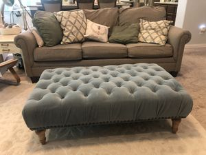 Large Comfy Couch - sold as a set or separately for Sale in Cedar Park, TX