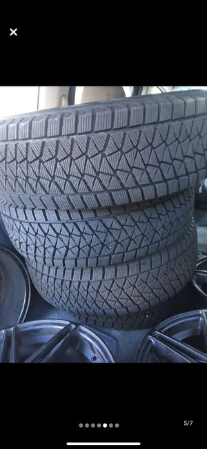 215-55-r17 four like new tires for Sale in Allentown, PA