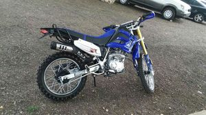 Dirt bike 2008 lifan for Sale in Denver, CO