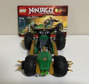 LEGO Ninjago Jungle Raider (70755) for Sale in Margate, FL
