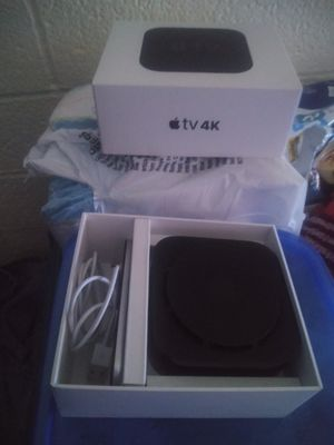 Tv 4 Apple Device for Sale in San Antonio, TX