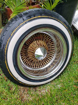 """13"""" Gold Spoke Wheels for Sale in Houston, TX"""