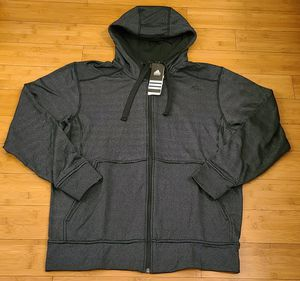 Adidas Hoodie Jacket size L for Men. for Sale in East Compton, CA