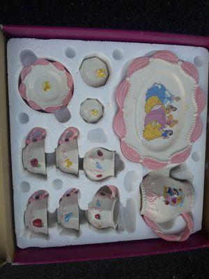 Disney collectors princess tea set for Sale in Henderson, NV