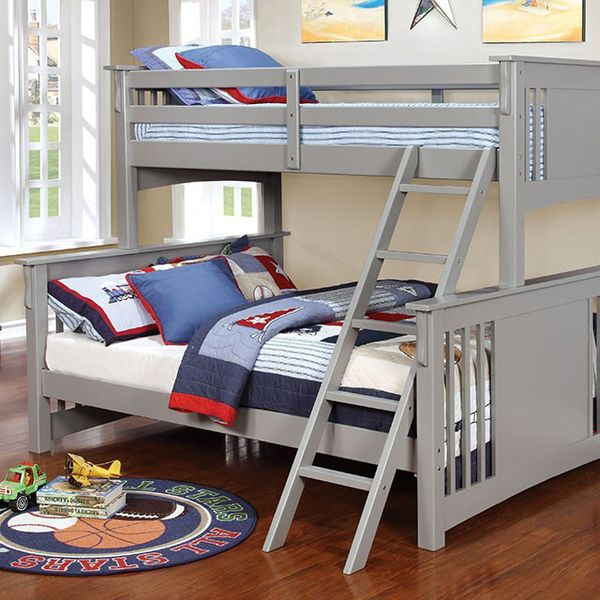 Twin full bunk beds