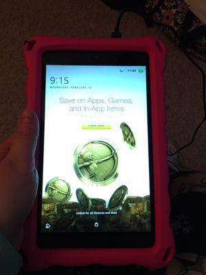 Amazon kindle fire 8 for Sale in Fenton, MO