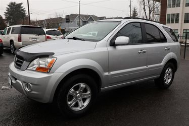 2008 Kia Sorento EX EX 4dr SUV LEATHER HEATED SUNROOF for Sale in Portland,  OR