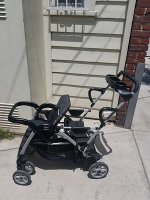 Graco double stroller for Sale in Los Angeles, CA