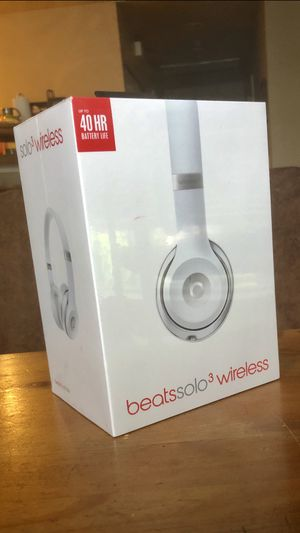 Beats Solo3 Wireless Headphones never opened for Sale in Issaquah, WA