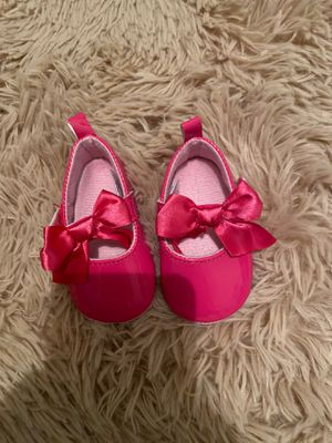 Baby girl shoes for Sale in AZ, US