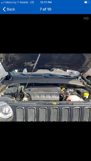 2017 Jeep renegade 4x4 parts for Sale in Los Angeles, CA