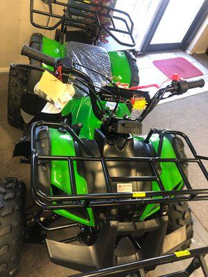 Tao Tao ATV brand new -125cc green for Sale in Phoenix, AZ