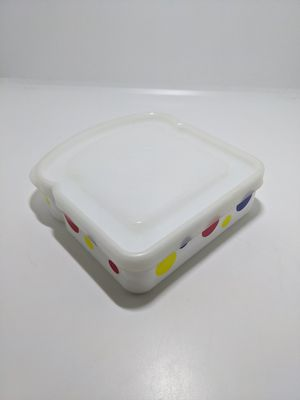 Wonder Bread Sandwich Plastic Storage Container With White Lid 2006 BR3 for Sale in Webster, MN