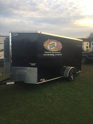 6×12 V nose victory trailer for Sale in Fairfield, PA