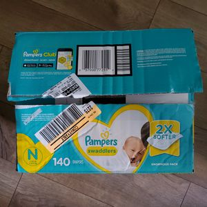 Newborn Diapers for Sale in Redding, CA