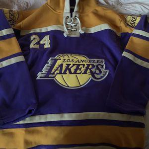 Los Angeles Lakers Bryant Hoodie for Sale in Burlington, NJ