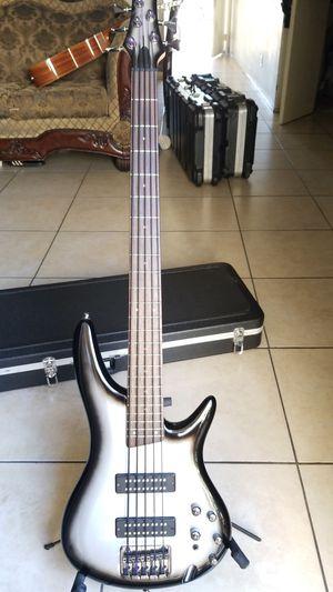 Ibanez 5 cuerda SDGR for Sale in Anaheim, CA