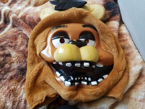 5 nights at freddy's mask for Sale in Davenport, FL