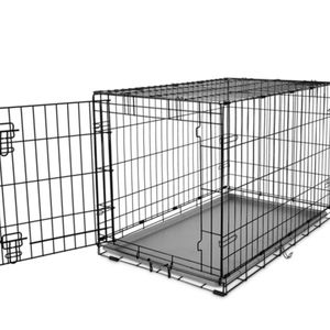 1-door Folding Dog Crate for Sale in Woodlake, CA
