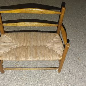 Doll Bench Made In Haiti for Sale in Alcoa, TN