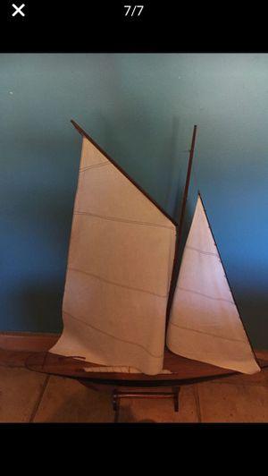 Model Sailboat for Sale in Modesto, CA