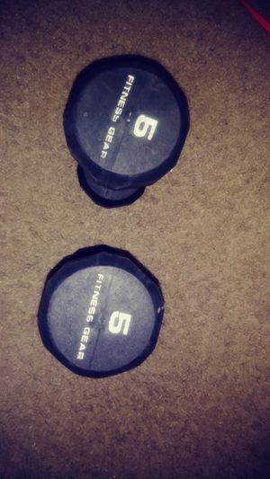 5lb Weights for Sale in Leesburg, VA