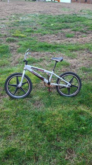 Mongoose rebel bmx bike 30 obo for Sale in Brookline, NH