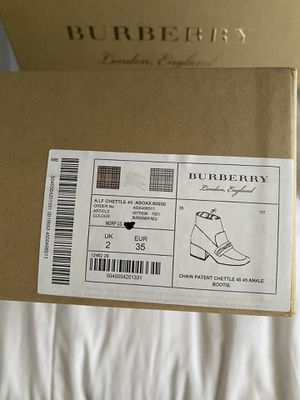 Authentic Burberry Ankle Bootie for Sale in Long Beach, CA