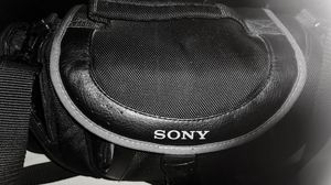 Sony camera bag for Sale in New Britain, CT