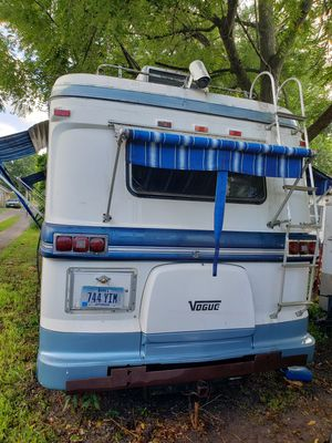 1984 Vogue II 35Ft RV / 454 CorvetteEng . Or Best Offer for Sale in Fairfield, IA