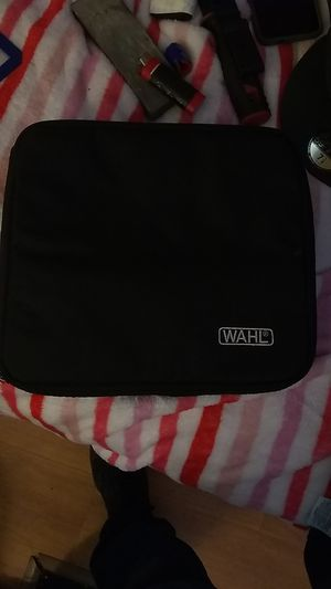Wahl hair clippers 9 watt 12 piece set for Sale in Troutdale, OR