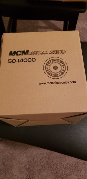 Speakers for Sale in Raleigh, NC