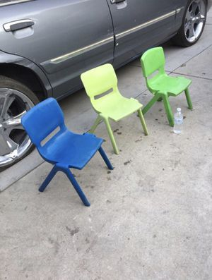 Kids chairs for Sale in Ontario, CA