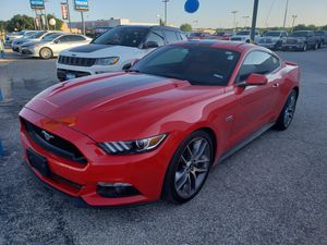 2017 FORD MUSTANG PREMIUM for Sale in San Angelo, TX