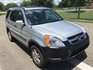 2002 honda crv..sunroor for Sale in Miami, FL