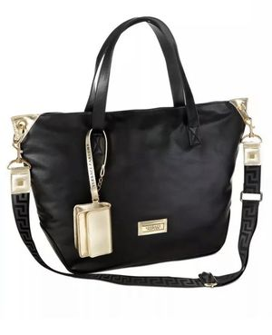 VERSACE Women's Tote Black Weekender Overnight Bag - New With Dust Bag for Sale in Seaside, CA